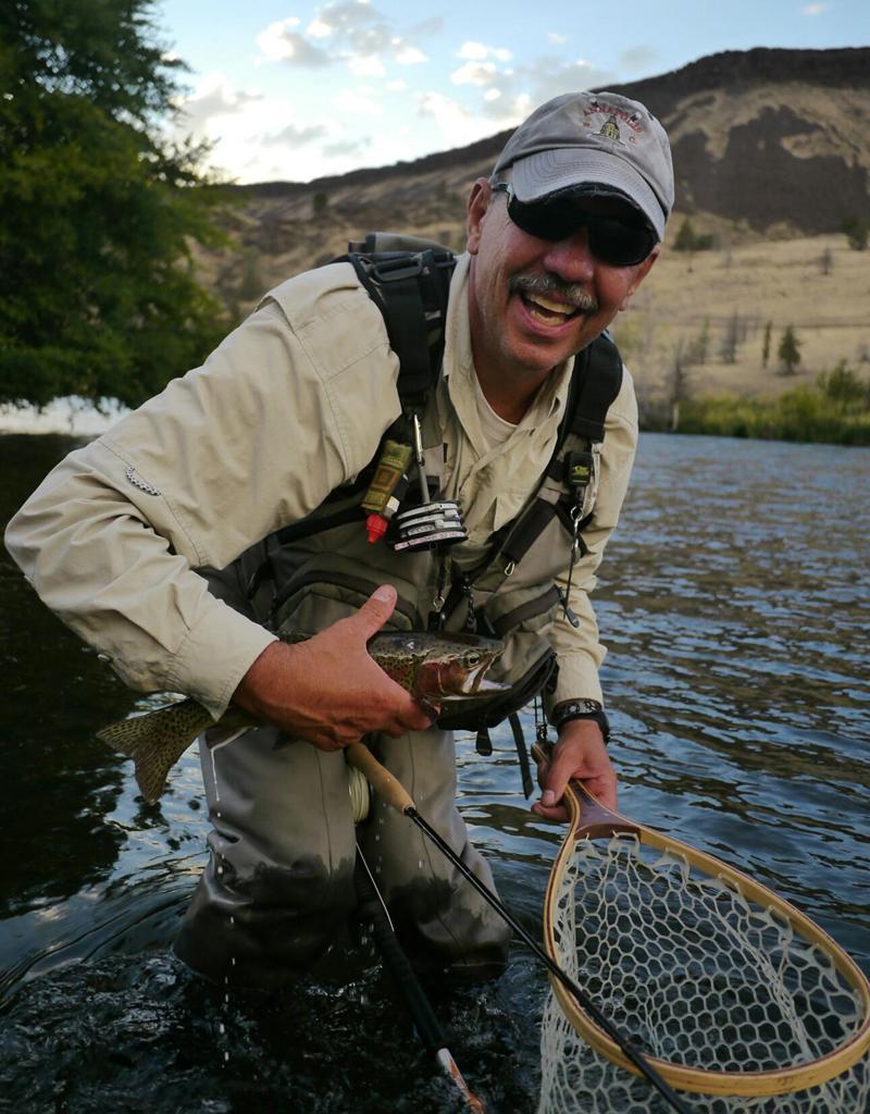 Mark Fishing
