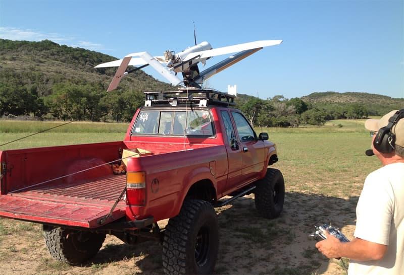 Martin UAV Super Bat