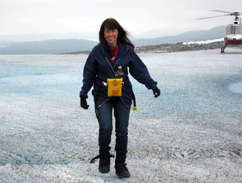 Mendenhall Glacier Tour, Juneau, Alaska
