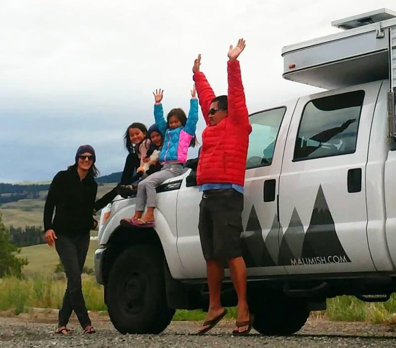 Merritt British Columbia with Mali Mish