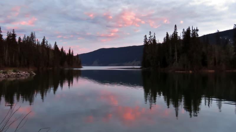 Meziaden Lake, British Columbia