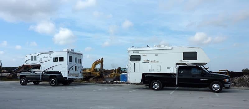Miccosukee Indian Casino free camping in Florida