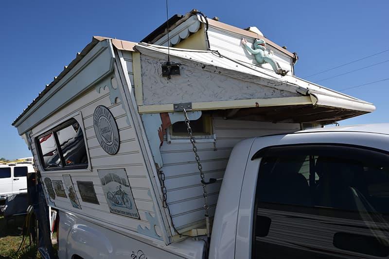Gypsy Wagon Camper exterior