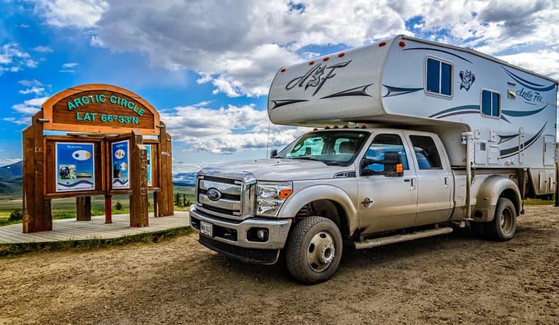 Arctic Circle Camper