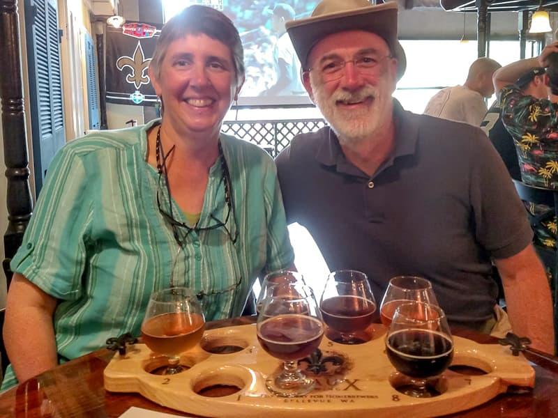 Geaux Brewing Company, Seattle, Washington
