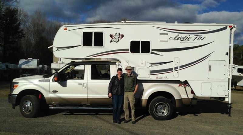 Arctic Fox Fifth Wheel >> Hops Across America: The RV Microbrewery Tour