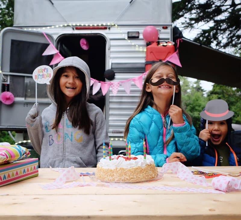 Mila's Birthday Party