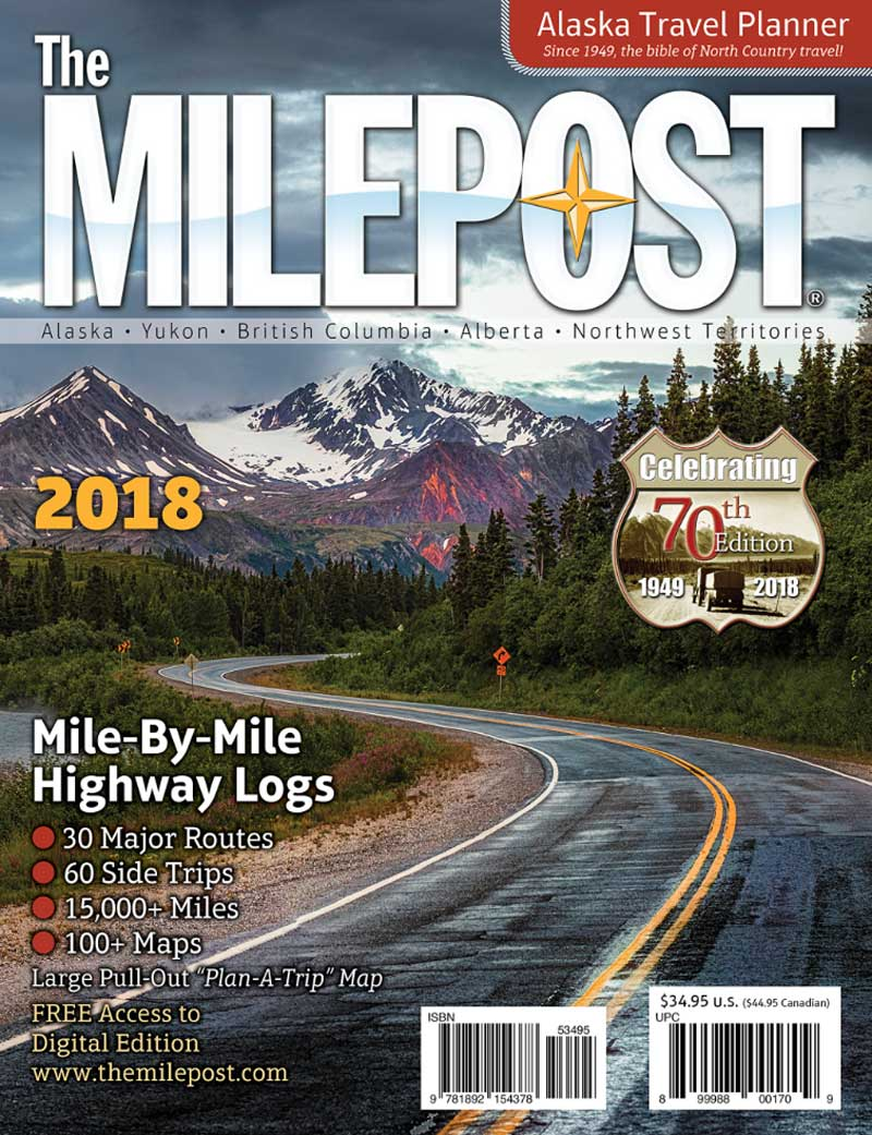 Milepost Alaska Travel Planner