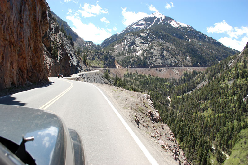 Million Dollar Highway Drive