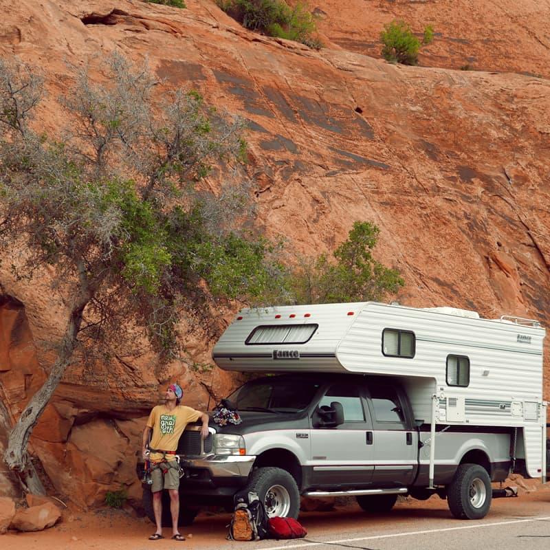 Moab UT climbing gear