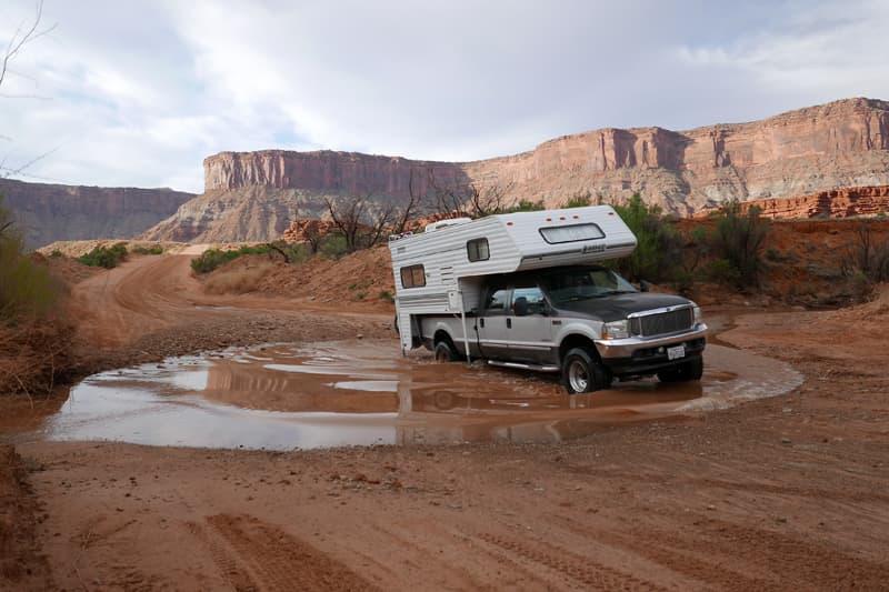 Moab, Utah off road