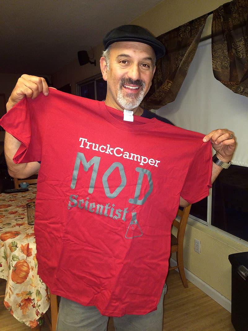 Mod Scientist Winner
