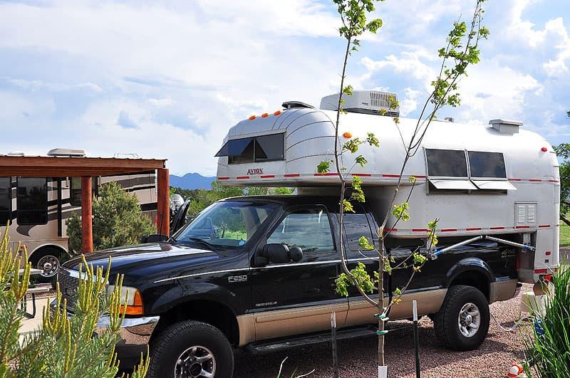 Mountain View Campground Colorado