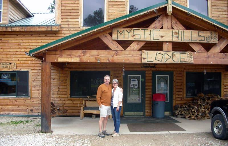 Mystic Hills Lodge South Dakota