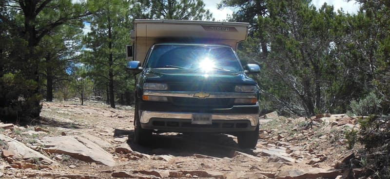 Navajo Rez Road