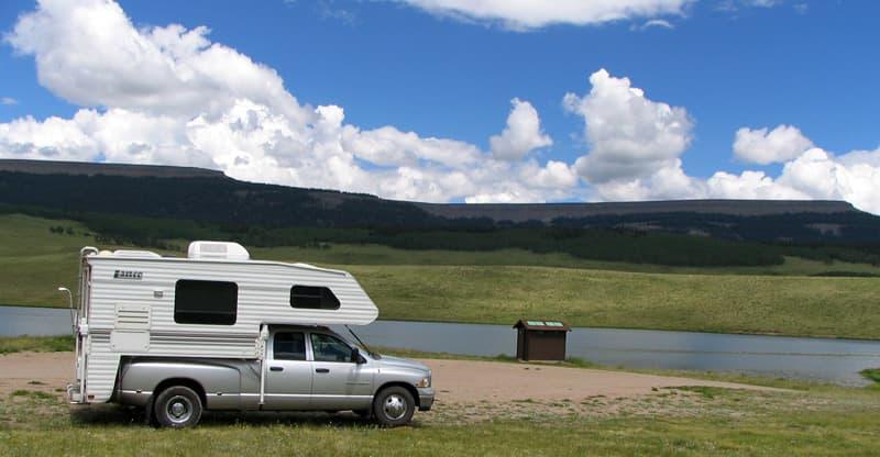 Near Continental Reservoir Creede, Colorado