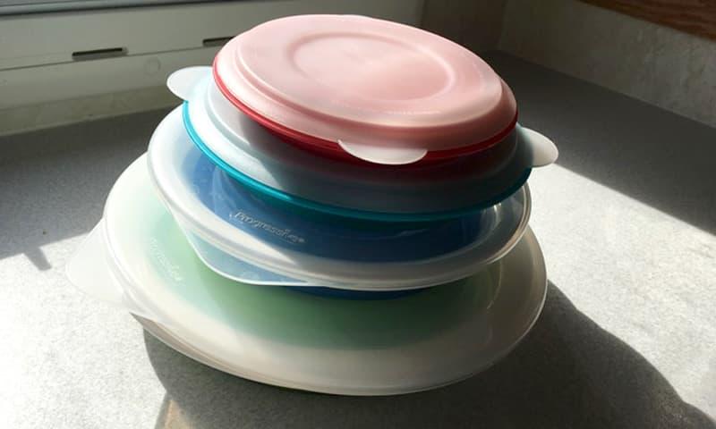 Nesting Tupperware