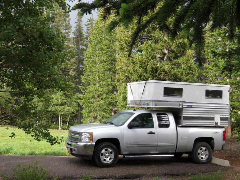 Nevada Wheeler Peak Camping