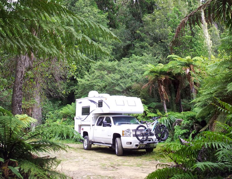 Northstar Camper in New Zealand