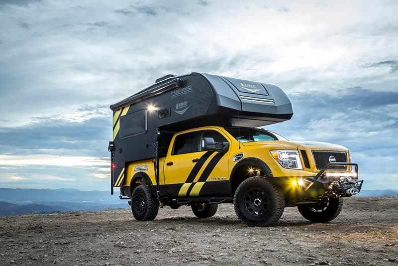Hellwig And Lance Launch Diesel Nissan Titan Rig For Sema 2016