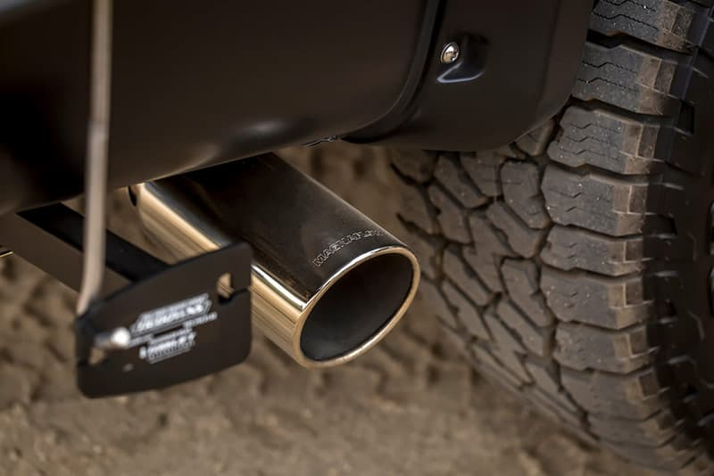 Magna Flow DPF Back Stainless Steel Exhaust