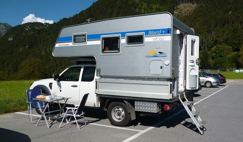 Nordstar Truck Camper