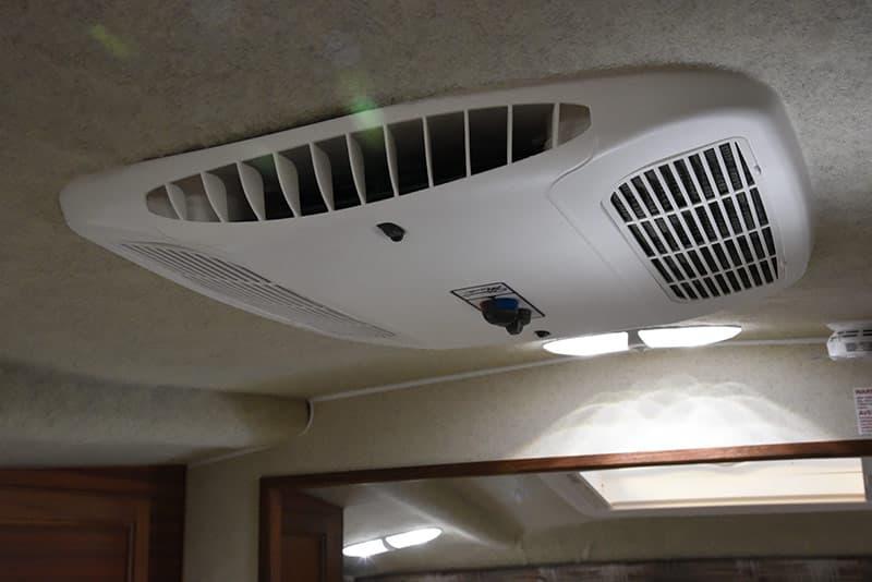 Northern Lite 10-2 air conditioner is standard