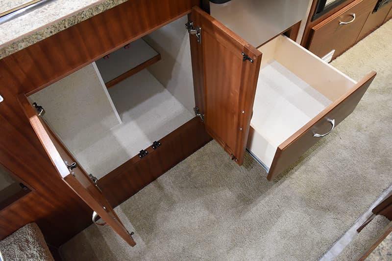 Northern Lite 10-2 under sink storage