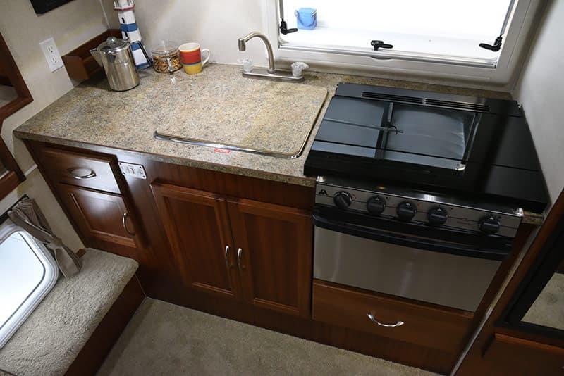 Northern Lite 10-2 EX straight kitchen counter tops