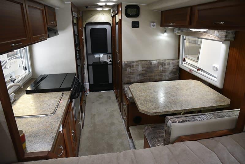 Northern Lite 10-2 EX non-slide truck camper