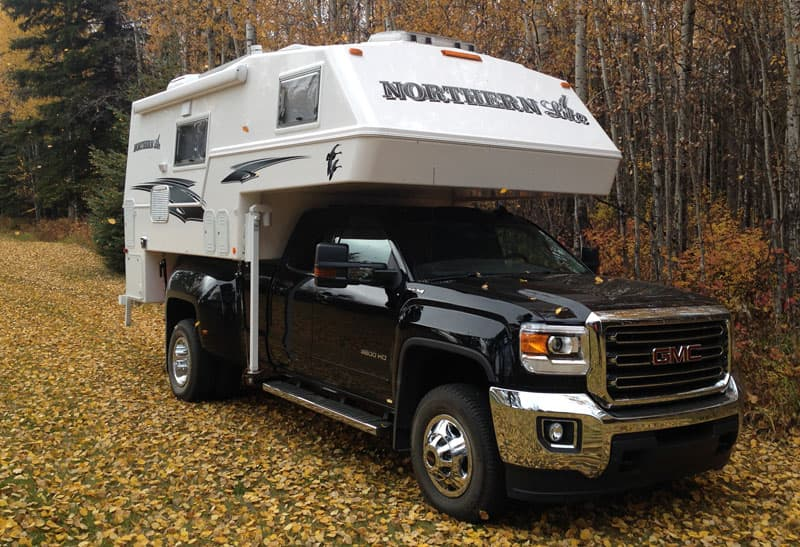 GMC 3500 and Northern Lite 10-2EX