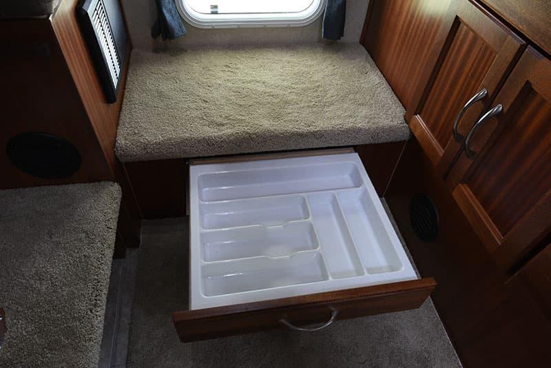 Northern Lite 8-11 EX step up silverware drawer