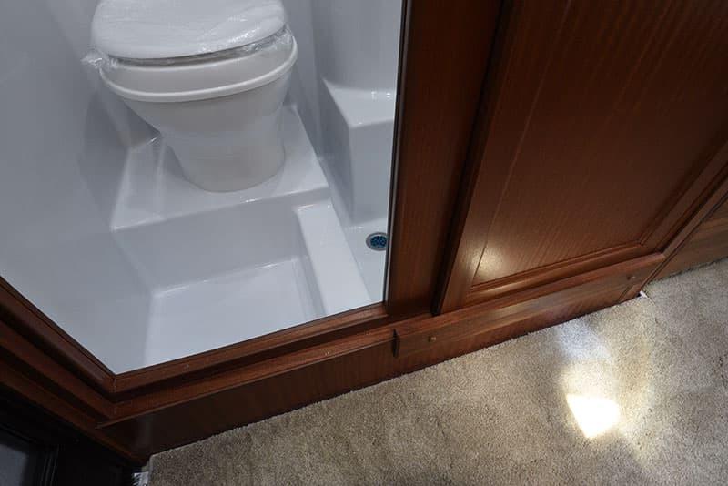 Northern Lite 8-11 Dry Bath Sliding Door