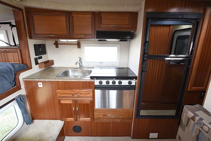 Northern Lite 8-11 EX kitchen
