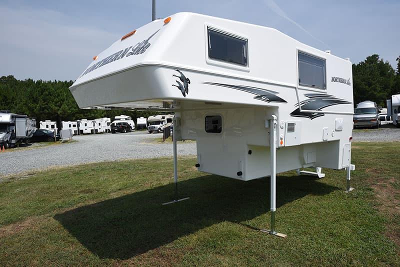 Northern Lite 8-11 EX Truck Camper For Short Bed Trucks