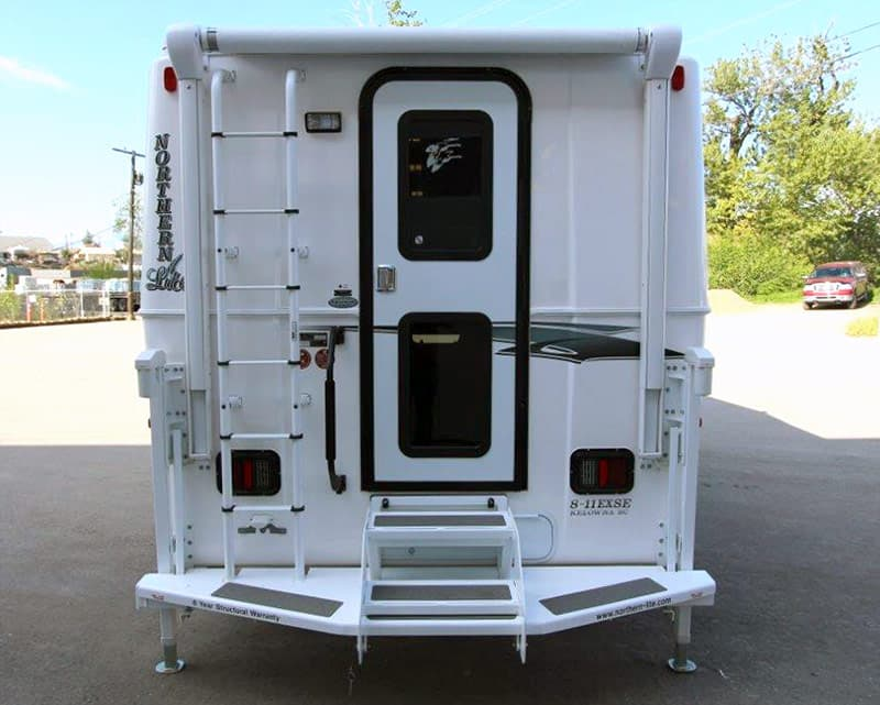 Northern Lite 8-11 EX is 98-inches wide