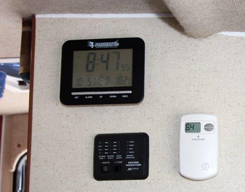 Northern Lite 8-11 EX digital thermostat