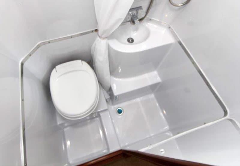 Northern Lite 8-11 EX bathroom mold