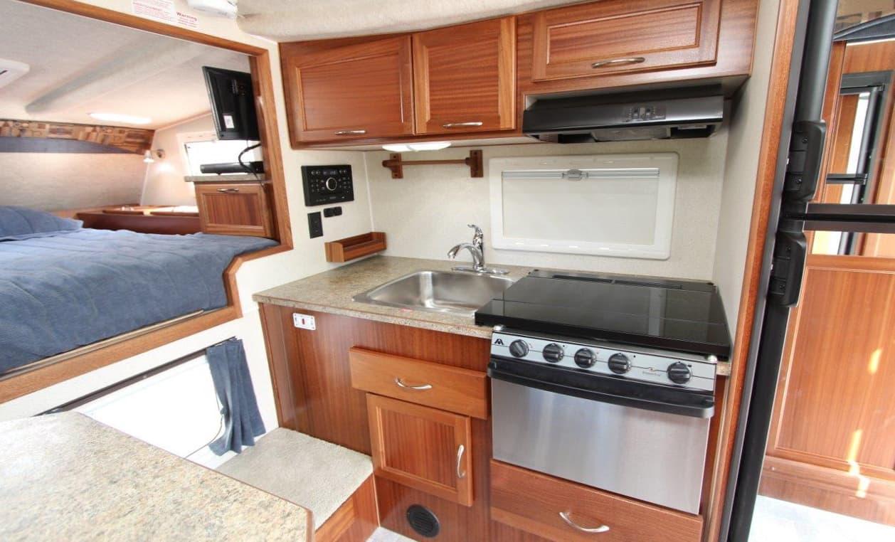 Northern Lite 8-11EX kitchen