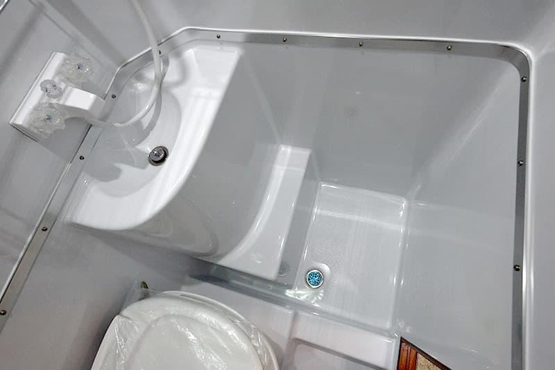 Northern Lite Dry Bath Shower Area