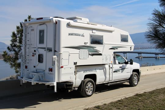 Used Campers For Sale >> Northern Lite 10-2 EX Special Edition - New Molds, New Camper