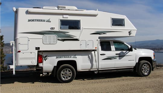 Northern Lite 10 2 Ex Special Edition New Molds New Camper