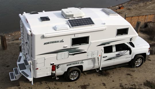 Northern Lite 10-2 EX Special Edition - New Molds, New Camper