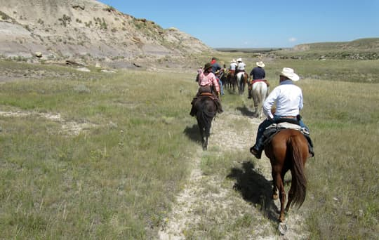 horse-camping-riding-Stone-Provincial-Park