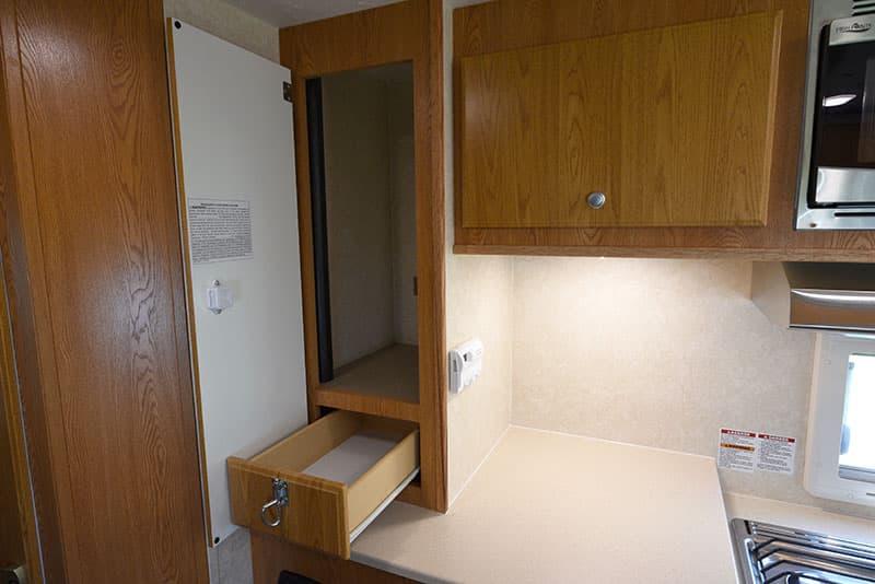 Northstar 12STC Kitchen Drawer Inside Cabinet