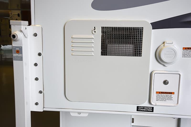4 gallon auto ignition water heater