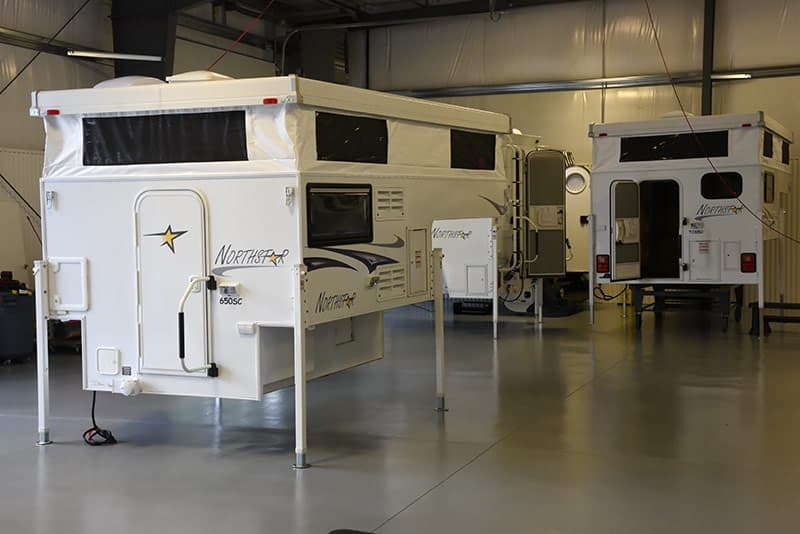 Northstar 650SC in Truck Camper Warehouse, New Hampshire