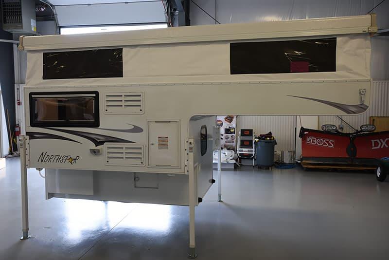 Northstar 650SC passenger's side