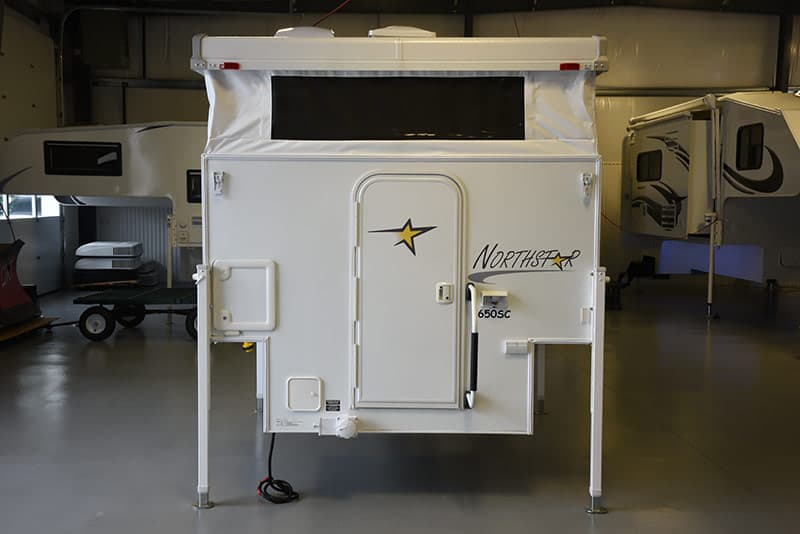 The Northstar 650SC is 7-feet wide