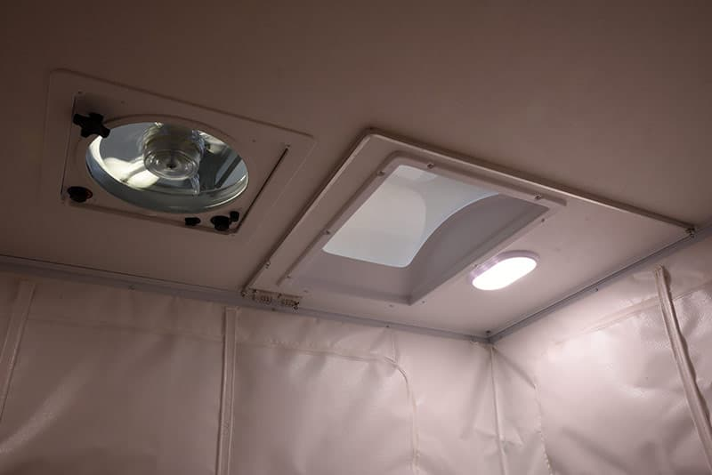 Northstar 650SC Bathroom ceiling light skylight